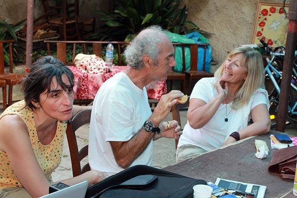 Article: Avignon 2012 - 'Le souffle d'Etty'